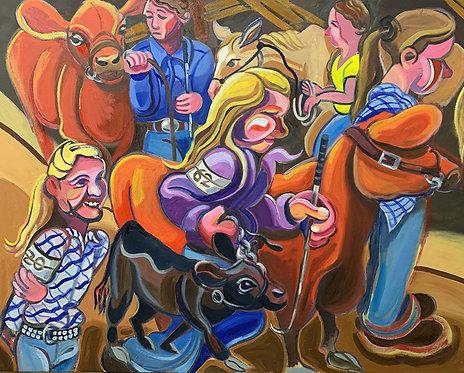 Lisa Jaech | Washington State Fair | 2D