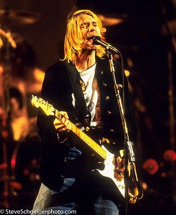 Steve Schneider |  Kurt Cobain