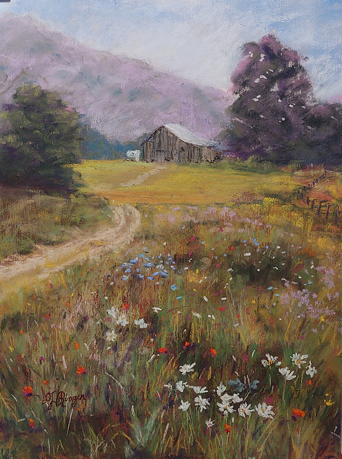 Dixie Ringen   Peace in the Meadow   2D
