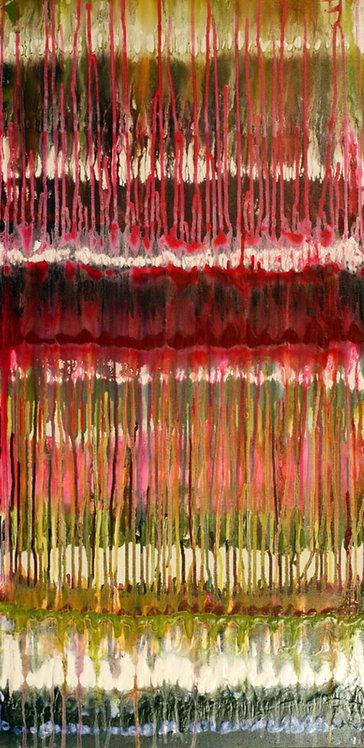 Sue Robertson | Kaleidoscope II | 2D
