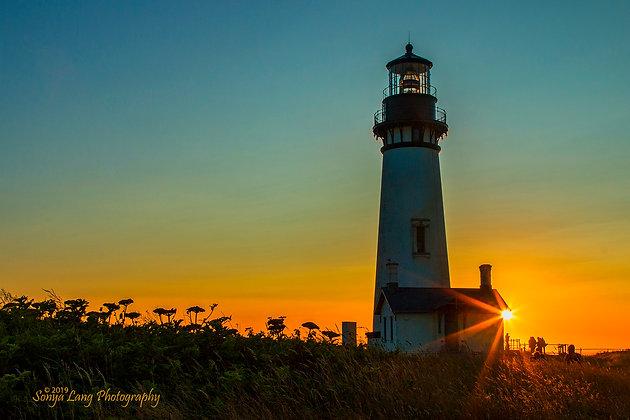 Sonya Lang | Yaquina Lighthouse