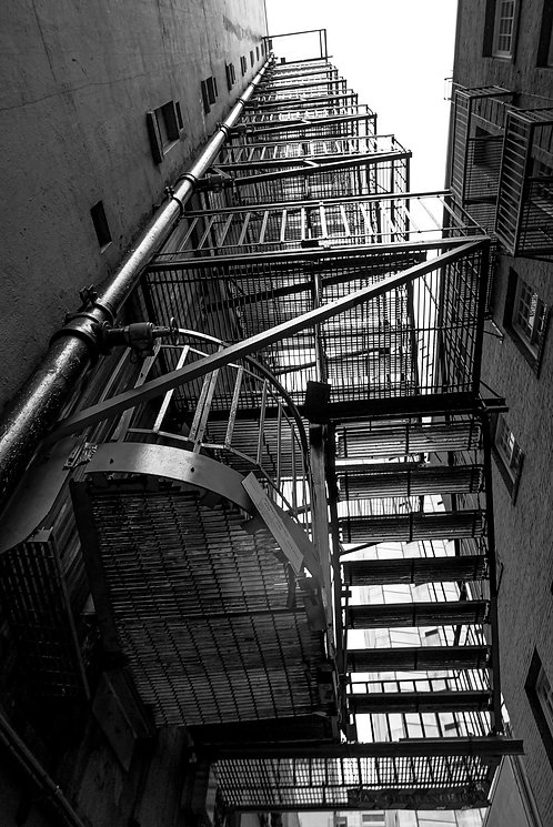 Jeff Lantz | Stairway to the top | Photography