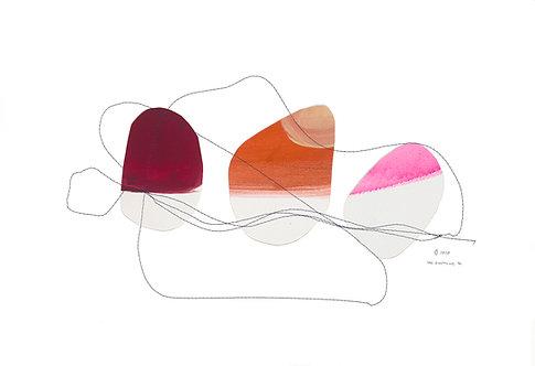 Andrea Lewicki | Number 31: Terrain | 2D