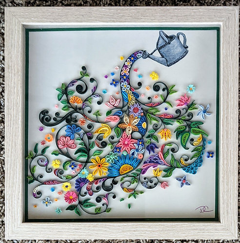 Debbie Campolo | Spring | 3D