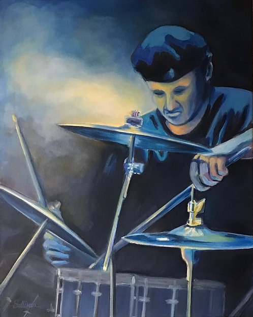 Donna Sullivan   Drum Dream   2D