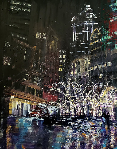 Ian Shearer   Into the Light   2D