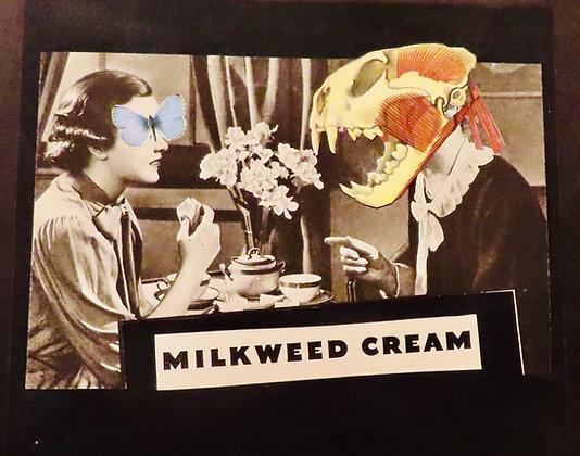 Elsa Bouman | Milkweed Cream