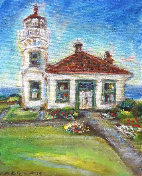 Angie Ketelhut   Lighthouse in Mukilteo   2D