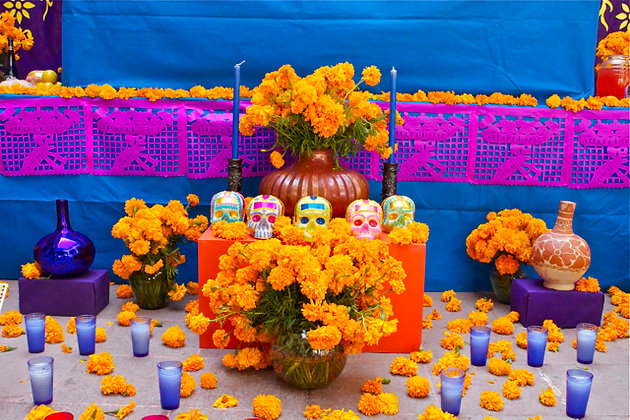 Arturo Torres | Day of the Dead Altar