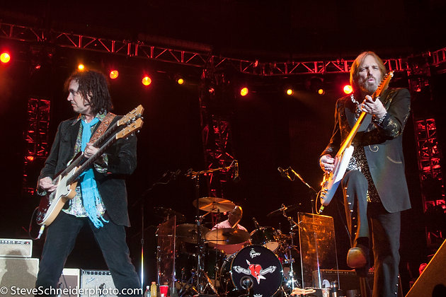 Steve Schneider |  Mike Campbell and Tom Petty