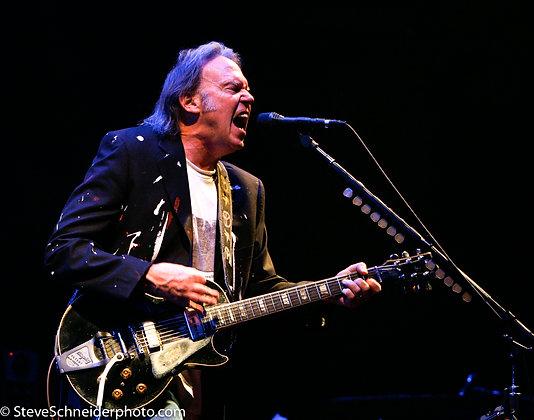 Steve Schneider |  Neil Young