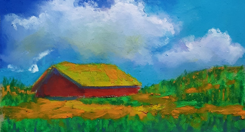 Marsha Lippert | Cloudy Cover