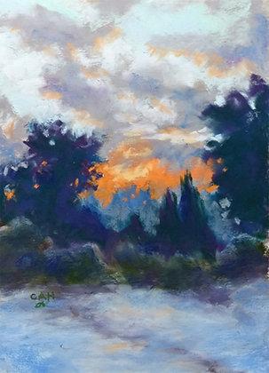 Cheryl Hufnagel | December Sunrise