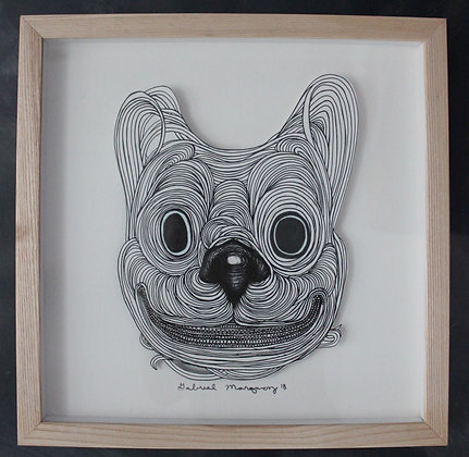 Gabriel Marquez | Mascara Mask