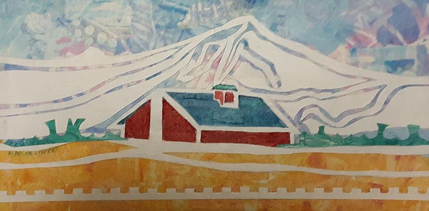 Marsha Lippert | Mount Rainier View II