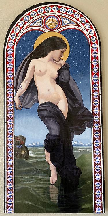 MaryBeth Printz   Alaskan Venus   2D