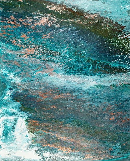 Terrance Longtin | Coral Reef | 2D