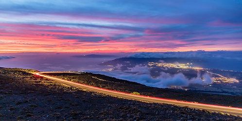 Sean Gorton | Haleakalā Light Painting, Hawaii | Photography