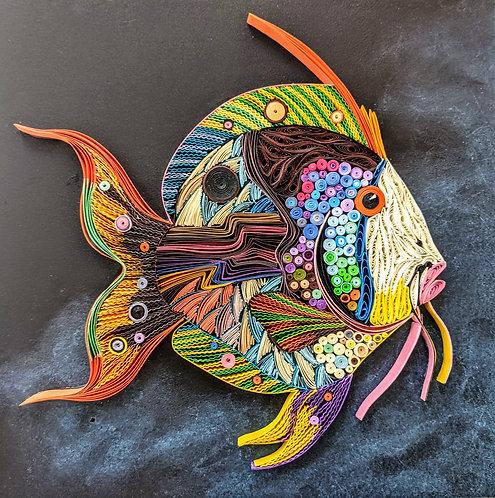 Debbie Campolo | Fish | 3D