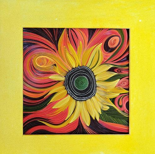 Debbie Campolo   Sunflower   3D