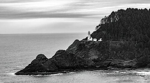 Mercedes Perez   Heceta Head Lighthouse   Photography