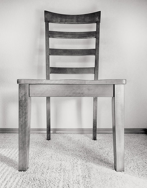 John Korvell | Ordinary Things (Chair) | Photography