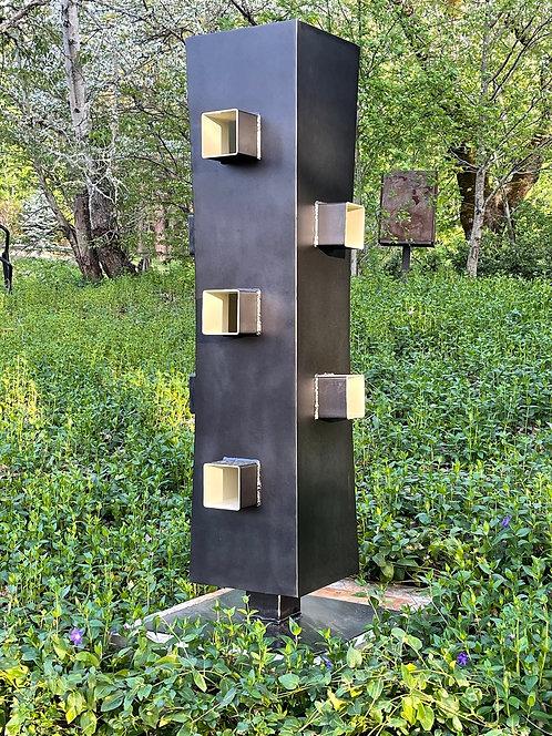 MacRae Wylde | Light Column 11 | 3D