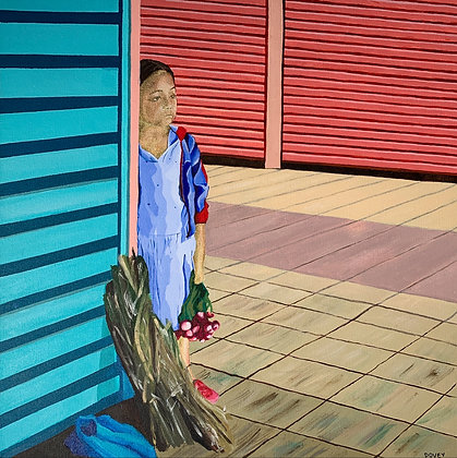 Dovey Martinez | Azul