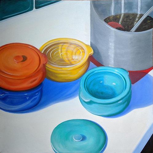 Lena Garcia | Soups On | 2D