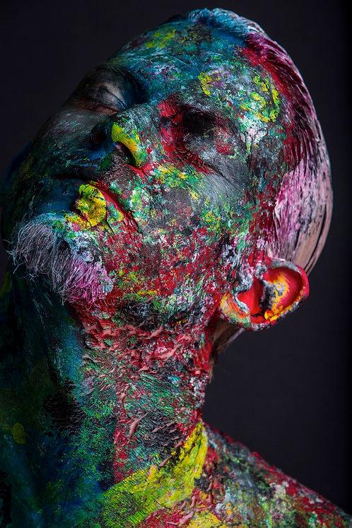 Justin O'Keith Higgs   Living Graffiti   Photography