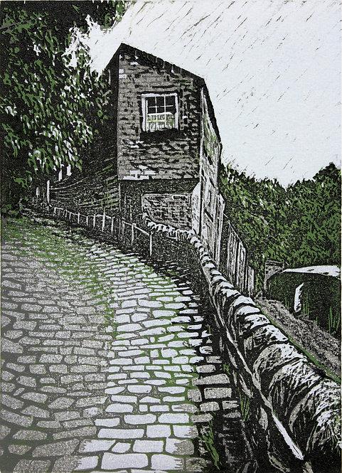 Lucy Garnett | The Buttress, Hebden Bridge | 2D