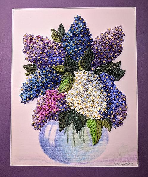 Debbie Campolo   Lilacs   3D