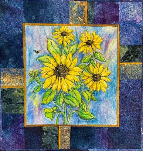 Karen Sienk | Sunflowers | 2D