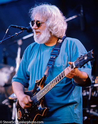 Steve Schneider |  Jerry Garcia #2