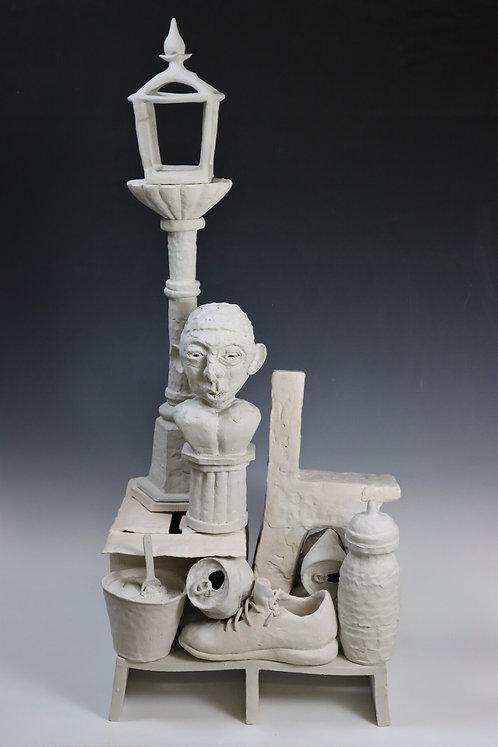 Huey Lee   Whitish Memory   3D