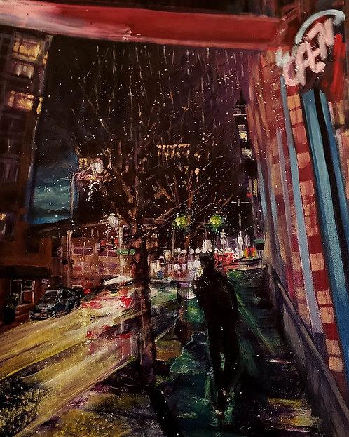 Ian Shearer   A Little Rain Must Fall   2D