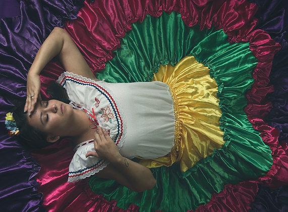 Vivi Colelli (Rubio)   Dani - Costa Rica