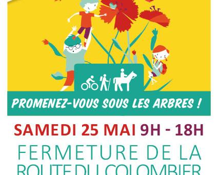 ►Fête de la Nature - Samedi 25 mai 2019 - Promenez-vous sous les arbres! 9h > 18h