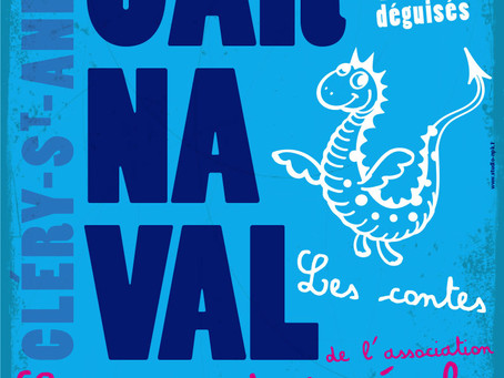 """►Carnaval de l'association """"Les enfants des écoles"""" - Déambulation Festive! - Samedi 2"""