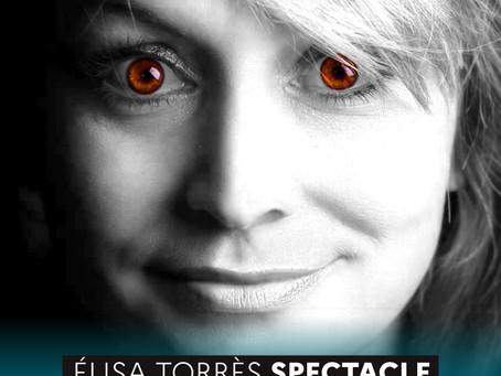 Spectacle d'hypnose - Samedi 9 octobre - 20h30 - Espace Loire