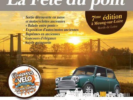 ► Fête du Pont - Samedi 2 sept.