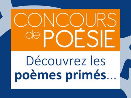 ►Concours de poésie 2019 : Neuf créations récompensées!
