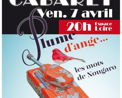 ► Soirée Cabaret - Ven. 7 avril