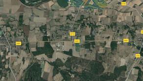 ►RD 951 - Réfection des enrobés entre Cléry-Saint-André et Lailly-en-Val - Du 2 au 27 septembre 2019