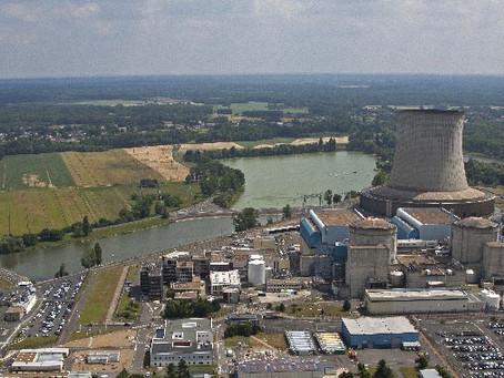 ►Révision du Plan Particulier d'Intervention (PPI) de la centrale de Saint-Laurent-des-Eaux : Co