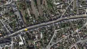 ►Rénovation de la Rue du Maréchal Foch : Stationnement et circulation difficiles