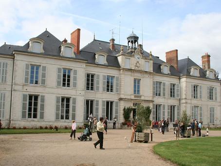 ►Journées Européennes du Patrimoine - Château du Bouchet - 21 & 22 Septembre