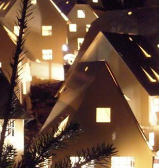Concours de Maisons illuminées !
