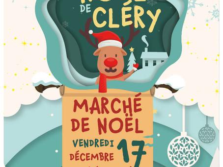 Grand Marché de Noël - Vendredi 17 décembre 16h > 21h - Parvis de la Basilique