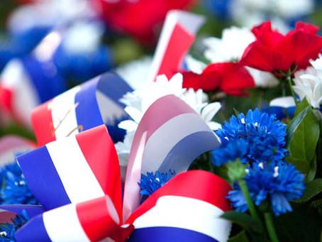 ►Commémoration de la Victoire du 8 mai 1945